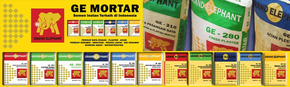 PT. TIGA MITRA SURABAYA - CAB. MALANG Jual Semen Instan atau Semen Mortar di Malang