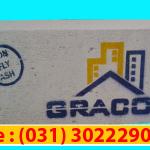 Jual Bata Ringan Malang - 082132137447 Bata Ringan Gracon Non Fly Ash di Malang
