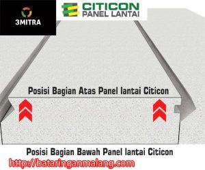 jual Bata ringan Panel Lantai Citicon di Malang