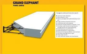 Jual Bata Ringan Malang - 081230065008 Jual Panel Lantai Murah Grand Elephant Terpasang di Malang