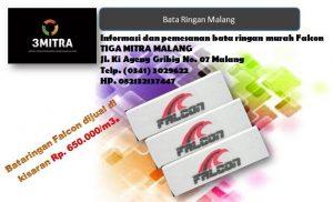 Jual Bata Ringan Malang - 081230065008 Jual Bata Ringan Falcon kirim Wilayah Tulungagung, Ngawi dan Bojonegoro