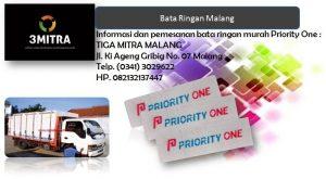 Jual Bata Ringan Malang - 081230065008 Jual Bata Ringan Priority One Kirim Trenggalek, Pacitan, dan Ponorogo