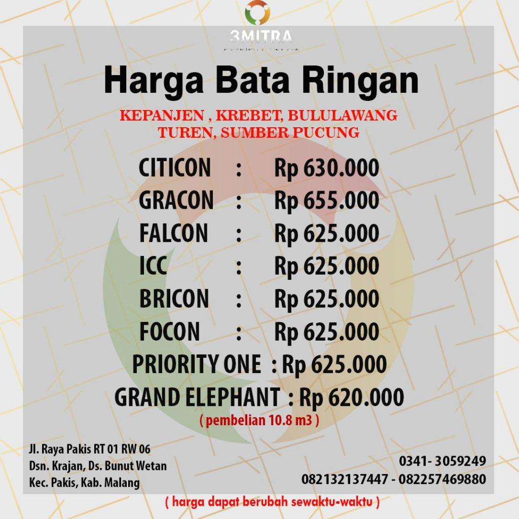 PT. TIGA MITRA SURABAYA - CAB. MALANG Malang Selatan